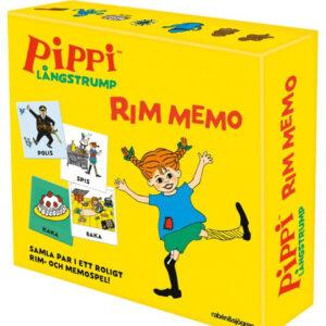 Pippi Långstrump Rim-memo