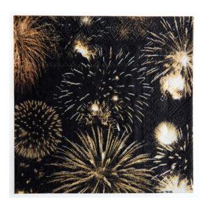 Servetter Fireworks - 20-pack
