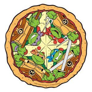 Turtles tårtbild