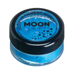 UV-smink i burk blister-Blå