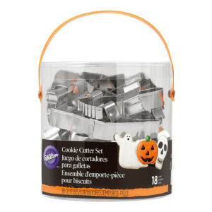 Wilton Kakformar Kit Halloween - 18-pack