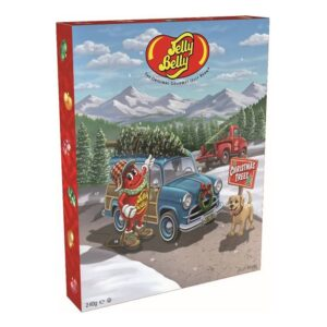 Adventskalender Jelly Belly