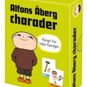 Alfons Åberg Charader kortspel