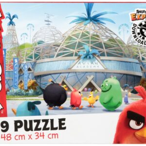 Angry Birds Pussel 99-bitar