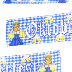 Banderoll, Oktoberfest