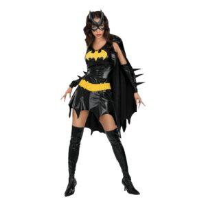 Batgirl Maskeraddräkt - X-Small