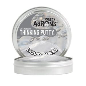 Crazy Aaron's Crystal Clear Putty 45g (Liquid Glass)