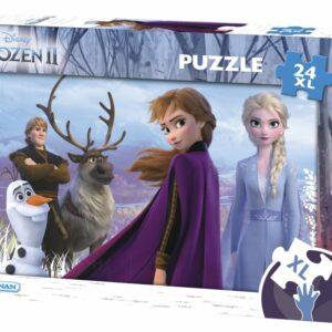 Disney Frozen 2 XL Pussel 24 bitar