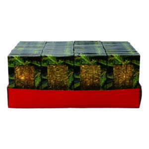 Julgransglitter Guld Skimrande - 1-pack