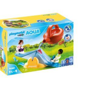 Playmobil 1.2.3 - Vattengunga med kanna 70269