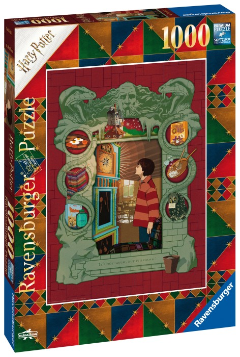 Ravensburger Harry Potter Weasley 1000-bitar