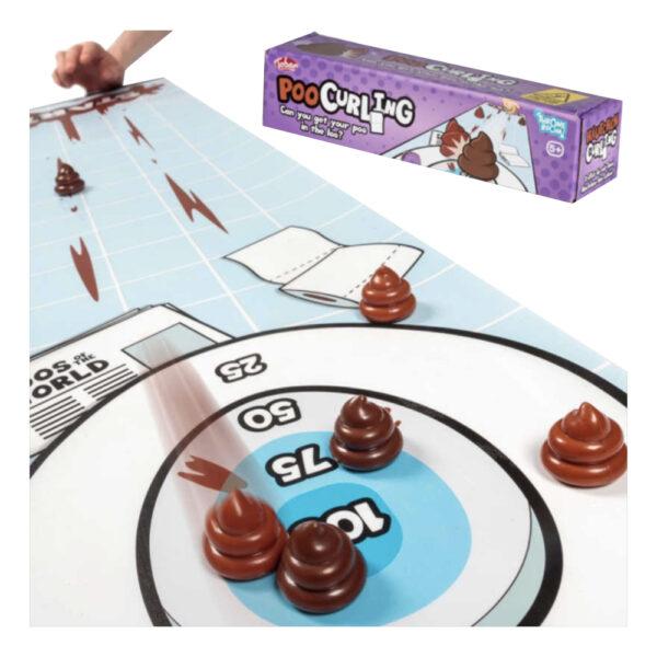 Bajs Curling
