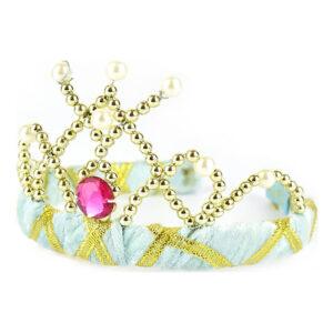 Diadem Prinsessa Sammetsturkos Deluxe