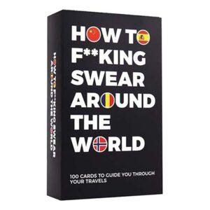 How To F**king Swear Festspel