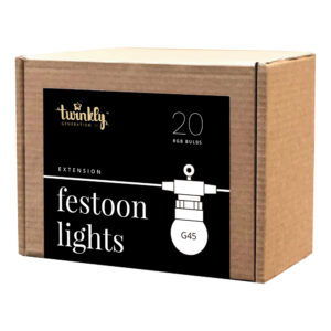 Twinkly Festoon Appstyrd Ljusslinga - 20 lampor