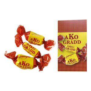 AKO Gräddkola - 70 gram