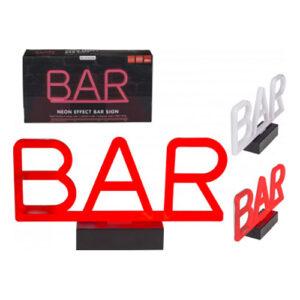Batteridriven Neonlampa Bar