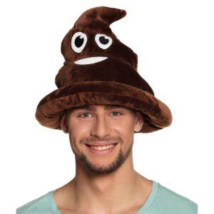 Hatt, bajskorv