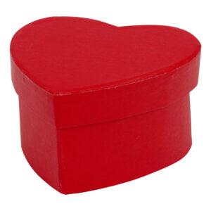 Hjärtformad Presentask - 1-pack