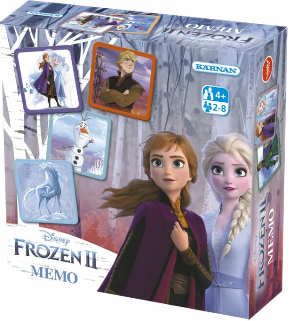 Memory Disney Frozen 2