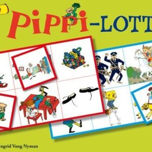 Pippi Långstrump Lotto