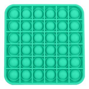Pop-it Fidget Toy - Kvadratisk Grön