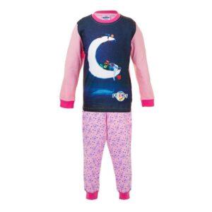 Pyjamas Barn Vännernas Stad Rosa - Medium