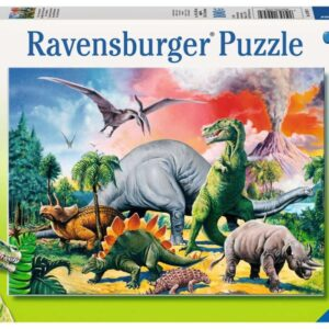 Ravensburger Pussel Dinosaurier XXL 100-bitar