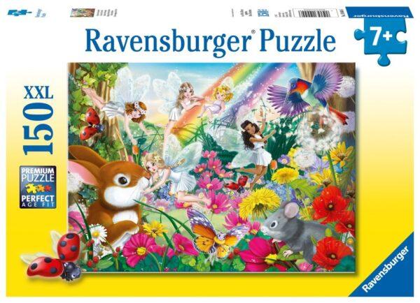 Ravensburger Pussel Magiska skogsféer 150-bitar