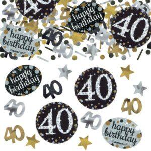 40-års-konfetti
