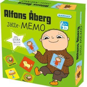 Alfons Åberg Jättememo