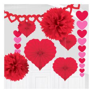Alla Hjärtans Dag Dekorationskit
