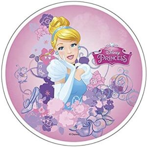 Disney Prinsessor Askungen, tårtbild 21 cm