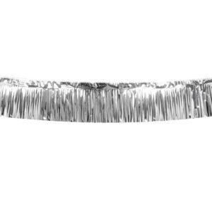Girlang Silver Stor Strimlad