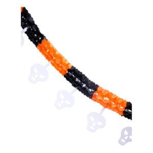 Girlang Svart/Orange