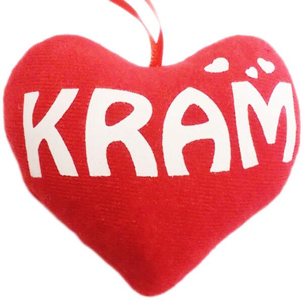 Mjukishjärta Kram