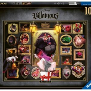 Ravensburger Disney Villainous 1000-bitar (Ratigan)
