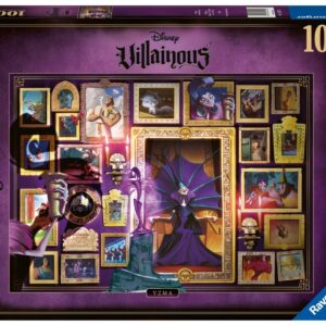 Ravensburger Disney Villainous 1000-bitar (Yzma)