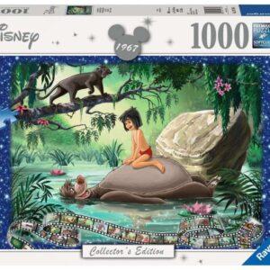 Ravensburger Pussel Disney Djungelboken 1000-bitar