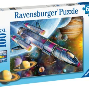 Ravensburger Pussel XXL Mission in Space (100-bitar)