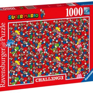 Ravensburger Super Mario Bros challenge Pussel (1000-bitar)