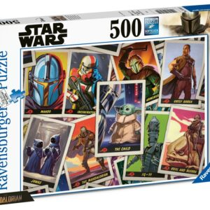 Ravensburger The Mandalorian-the Child Pussel 500-bitar