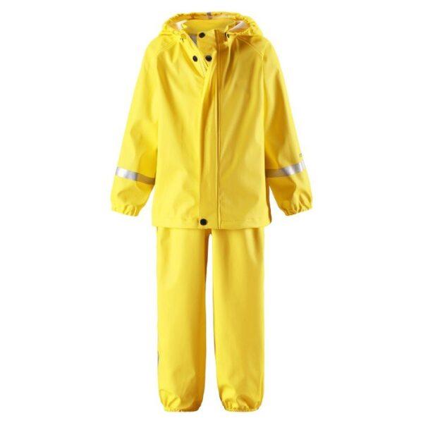 Reima Regnställ Tihku (Yellow) Gul