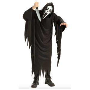 Maskeraddräkt – Scream