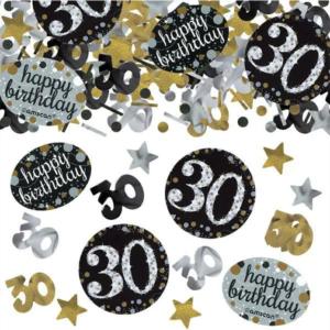 30-årskonfetti