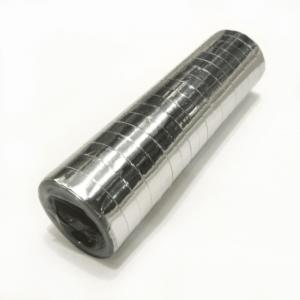 Serpentin silver metallic