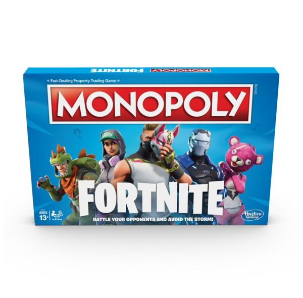 Spel, Monopol Fortnite
