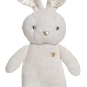 Teddykompaniet Cozy knits Kanin (Beige)