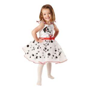 101 Dalmatiner Ballerina Barn Maskeraddräkt - XX-Small