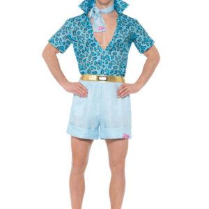 Barbie Safari Ken Maskeraddräkt (Medium)